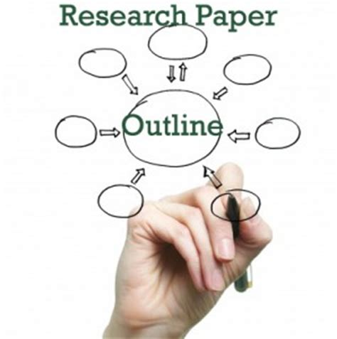 The conclusion of a research proposal